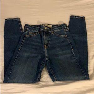 Topshop Moto Jaime jeans size 26